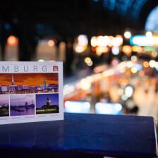 Darf nicht fehlen: Postkarte im Hauptbahnhof