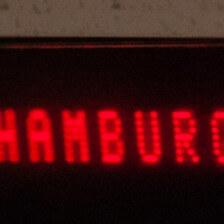Hamburg - Berlin im ICE 1209