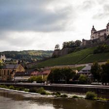 Würzburg - Festung Marienburg